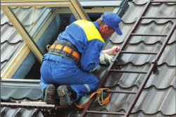 Работы на крыше