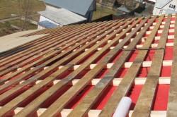 Материалы для обрешетки крыши