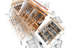 Проектирование крыши дома