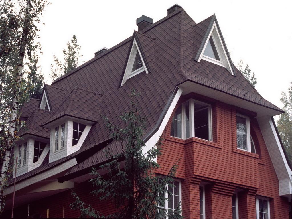 Как правильно перекрыть крышу