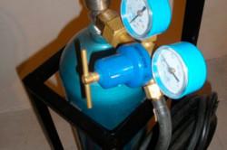 Кислородно-пропановая установка для пайки и сварки