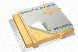 Гидроизоляционная пленка Delta Dragofol